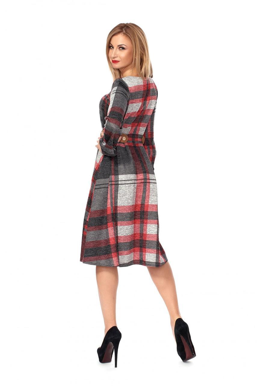 Женское платье Модель № 1112 - Оптово - розничный магазин одежды