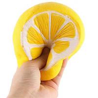 """Сквиши """"Лимон"""" антистрессовая игрушка"""