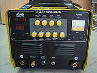 Инверторная установка аргоно-дуговой сварки TIG 315P AC/DC
