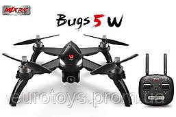 Квадрокоптер MJX Bugs B5W с камерой Wi-Fi бесколлекторный