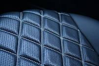 Чехлы на сиденья Пежо 407 (Peugeot 407) (модельные, 3D-ромб, отдельный подголовник)