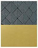 Коляска 2 в 1 Bexa Light FL-16 черно-серые ромб (золотая кожа) - серый прогулочный блок, фото 5