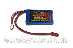 Аккумулятор для радиоуправляемой модели Dinogy Li-Pol 450 мАч 7.4 В 53x30x11,5 мм JST 65C