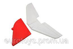 Хвостовое оперение самолёта VolantexRC Goshawk T45 780мм (V-7501-03)