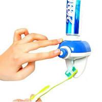 YK-911 Автоматический дозатор зубной пасты держатель для домашнего интерьера - Синий и белый
