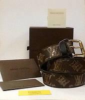 Ремень кожаный женский Louis Vuitton