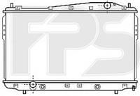 Радиатор Chevrolet Epica (Шевроле Эпика) 06-11 производитель NISSENS