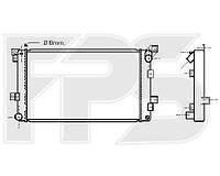 Радиатор Chrysler / Крайслер Voyager / Крайслер Вояджер 96-00 производитель KOYORAD