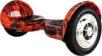 """Гироборд Smart Balance Wheel U8 10"""" Fire, фото 1"""