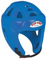 Шлем для кикбоксинга  TOP TEN синий