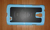 Накладка для Samsung Galaxy S IV i9500 голубая от SGP