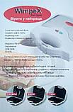 3 в 1 Гриль, бутербродница, вафельница Wimpex Wx1057, 750Вт, фото 6
