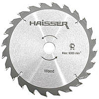 Диск пильный Haisser 190х30мм - 54 зуб. (по ламинату)