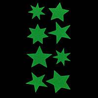 Светящиеся наклейки на стены и потолок Звезды (53686097)