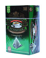 Sun Gardens Gunpouder. Китайский зеленый чай, в пирамидках 20 х 2,5 г