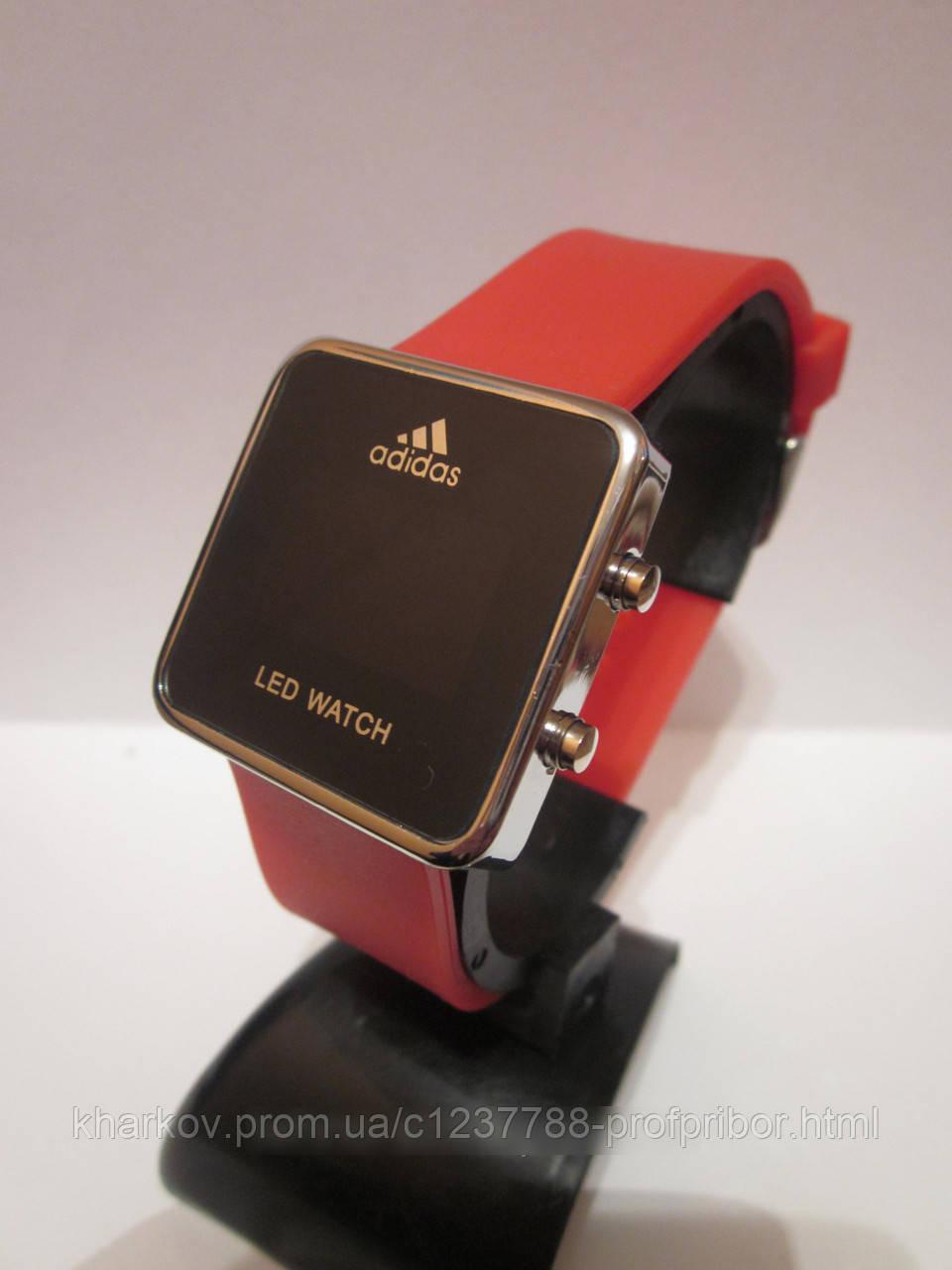 c994ddde Наручные часы Adidas Led Watch копия, цена 150 грн., купить в ...