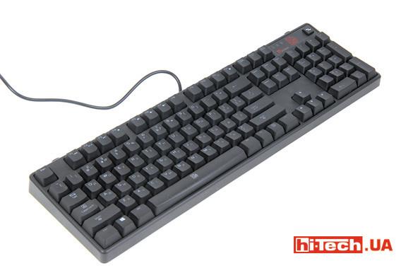 Обзор игровой клавиатуры Tt eSPORTS POSEIDON Z Illuminated. Механика для экономных