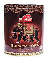 Чай черный крупнолистовой Mervin Supreme OPA 400 г  (52465)