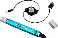 3D-ручка MyRiwell RP-100C Blue, фото 1