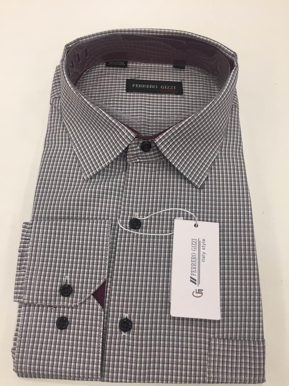 Рубашка мужская Ferrero Gizzi модель SKY1987