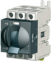 Выключатель нагрузки Sirco M с рукояткой ( тумблер)  40 Ампер 22053004