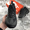 Мужские Кроссовки Nike Air Max 95 Sneakerboot Dark Brown Black, фото 7