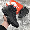 Мужские Кроссовки Nike Air Max 95 Sneakerboot Dark Brown Black, фото 5