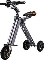 Мини скутер Remax RT-EB01 Portable electric bike Black, фото 1