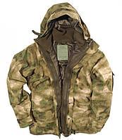 Куртка непромокаемая с флисовой подстёжкой