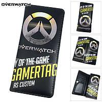 Кошелек Овервотч Overwatch LOGO OW50.061