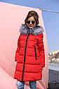 Пальто детское зимнее Вики ТМ Нуи Вери - Размеры 116, фото 6