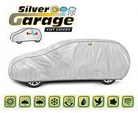 Захисний тент для автомобіля Silver Garage, розмір XL Hatchback