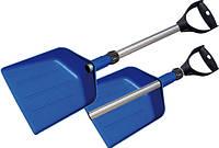 Автомобильная лопата для снега раскладная А/LB