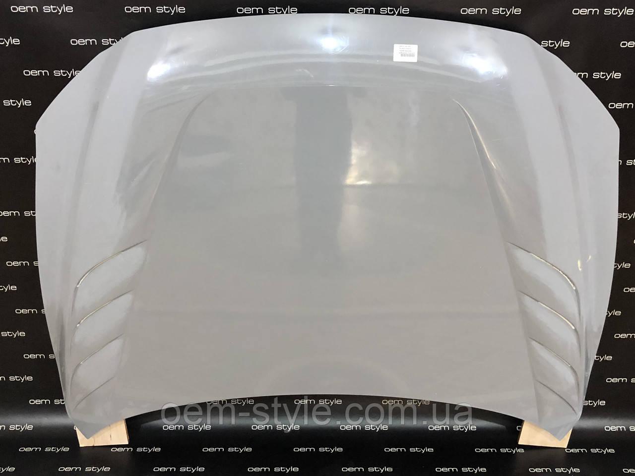 Капот с жабрами Mazda 6 2013-2019
