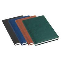 Книга алфавитная Buromax BM.2504 черная