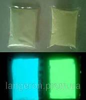 Пигмент флуоресцентный люминофор 50г светящаяся светонакопительный порошок