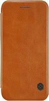 Чехол-книжка Nillkin Qin Leather Case Apple iPhone 7/8 Brown