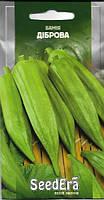 Семена бамии Диброва 1г. (Seedera)