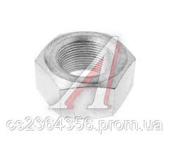 Гайка ЗІЛ  303024-П пальця ушка задньої ресори (М27Х1,5)