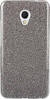 Чехол-накладка TOTO TPU Case Rose series 2 Meizu M5 Black