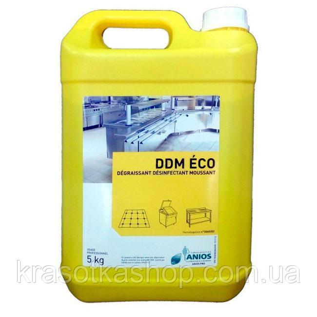 DDM ECO (французький аналог СОКРЕНЫ) 5л миючий засіб для дезінфекції поверхні інвентарю, посуду