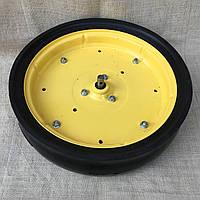 """Колесо опорне в зборі 4,5"""" x 16""""JohnDeere, AA3204, диск  металевий з підш.885152, фото 1"""