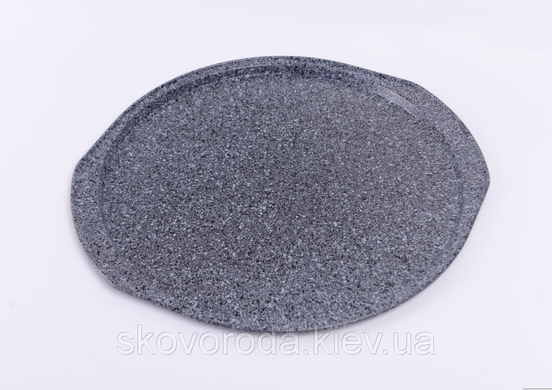 Форма для выпечки пиццы (гранитное покрытие) 35,5х33х1,5 см Con Brio CB513