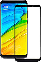 Защитное стекло Mocolo 2.5D Full Cover Tempered Glass Xiaomi Redmi Note 5 Black