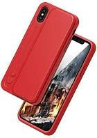 Портативная батарея Remax Power Bank PD-BJ01 PRODA Yosen series for iPhone X 3400 mAh Red, фото 1
