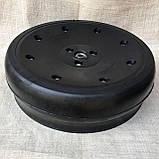 """Колесо опорне в зборі 4,5"""" x 16"""" , JD – внутрішній диск  мет.John Deere, фото 3"""