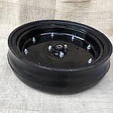 """Колесо опорне в зборі 4,5"""" x 16"""" , JD – внутрішній диск  мет.John Deere, фото 8"""