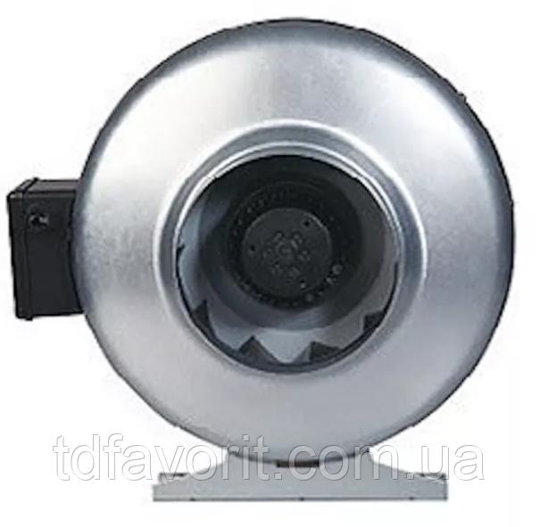 Вентилятор канальный оцинкованный ВК 200