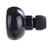 Беспроводные Bluetooth наушники для телефона Mi Relaxed Safety - Черные, гарнитура, с доставкой по Украине