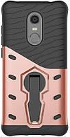 Чехол-накладка TOTO Sniper Case 2 in 1 Phone Case Xiaomi Redmi 5 Plus Pink, фото 1